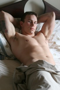 Mystery Hottie from Next Door Male