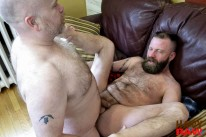 Steve Brody And Canadad from Hairy And Raw