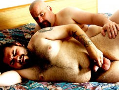 Jake Morrison And Aj Barrera from Bear Films