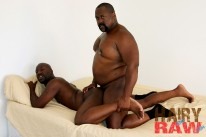 Berns And Hurley from Hairy And Raw