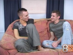 Dave Heydon And Joshua Cartier from 8teen Boy