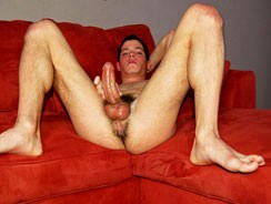 gay sex - Dominic Feroni Busts A Nut from College Dudes