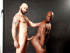 gay sex - Calendar Boys from Next Door Ebony