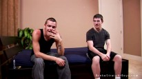 Mick And Jamie from Broke Straight Boys