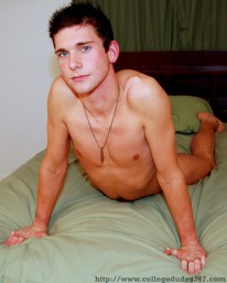Sebastian Busts A Nut from College Dudes
