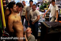 Parker London And Jake Austin from Bound In Public