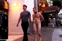 Steve Vex And Cody Allen from Bound In Public