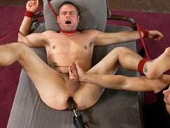 gay sex - Rico Romero And John Jammen from Men On Edge