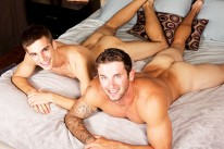 Peter And Jess Bareback from Sean Cody
