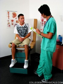 College Boy Chino from College Boy Physicals