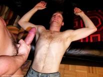 Vitos Ball Job from New York Straight Men