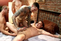 Austin Sean And Connor from Bound In Public