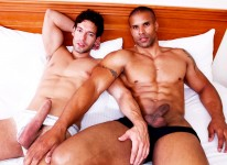 Two Hot Jocks from Big Daddy