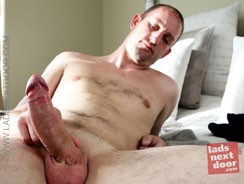 gay sex - Craig Tucker from Lads Next Door