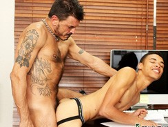 gay sex - Teacher Collin Tempted from Gay Life Network