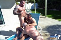 Marc Angelo Carlo Cox Brad from Bear Films