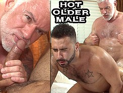 gay sex - Jake Marshall And Rikk from Hot Older Male