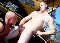 Men At Anal Work from Big Daddy