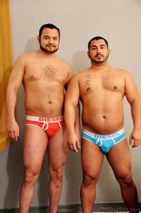 Boyfriends Bareback 3 from The Guy Site