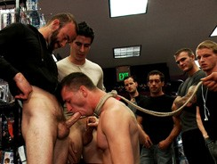 gay sex - Travis Irons from Bound In Public
