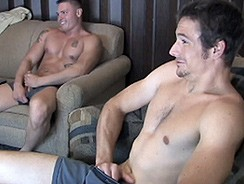 gay sex - Smoke And Tom from Amateur Straight Guys