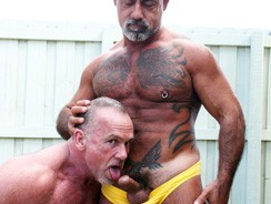 gay sex - Bo Bangor And Mickey Collins from Hot Older Male