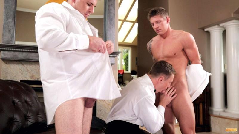 Gay porn wedding