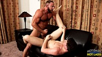 Shay Michaels And Dakota Wolf from Hot Dads Hot Lads
