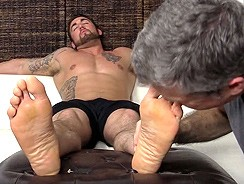 Antonios Masculine Size 11 from My Friends Feet