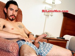 Tito from Bi Latin Men