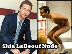 Shia Labeouf Naked And Sex from Mr Man