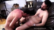 Cum Again from New York Straight Men