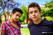 Picnic With The Crush from Helix Studios