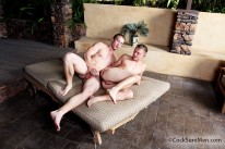 Jake And Shane from Cocksure Men