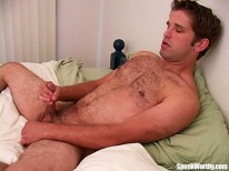 Eric Cums Again from Spunk Worthy