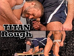Foul Play Jesse Jackman Dirk from Titan Rough