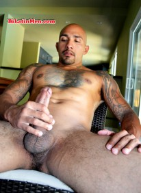 Hard from Bi Latin Men