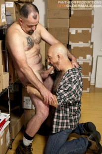Gus And Tim Phillips from Hot Older Male