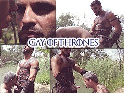 Gay Of Thrones Part 1 from Super Gay Hero