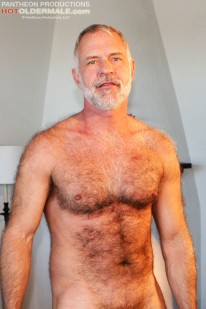 Allen Silver from Hot Older Male