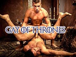 Gay Of Thrones Part 2 from Men