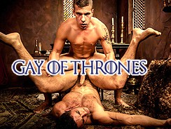 Gay Of Thrones Part 2 from Men.com