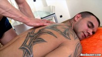 Oil Massaged Anal Sex from Rub Him