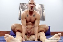 Lance Bennett And Rod Daily from Cocksure Men