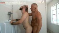 Rex Silver Does Dominik Augus from Hot Older Male