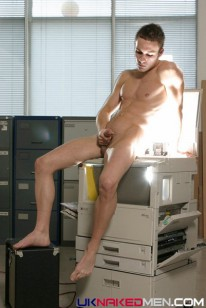 Jack Jefferson from Uk Naked Men