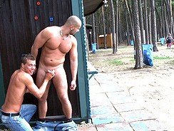 Bareback Camp from Out In Public