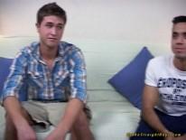 Logan And David from Broke Straight Boys
