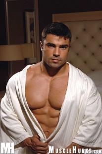 Eduardo Correa from Muscle Hunks