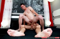 Romeo Fucks Skyler from Broke Straight Boys